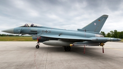 Photo ID 178789 by markus altmann. Germany Air Force Eurofighter EF 2000 Typhoon S, 31 31