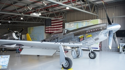 Photo ID 252380 by W.A.Kazior. Private Planes of Fame Air Museum North American P 51D Mustang, N5441V